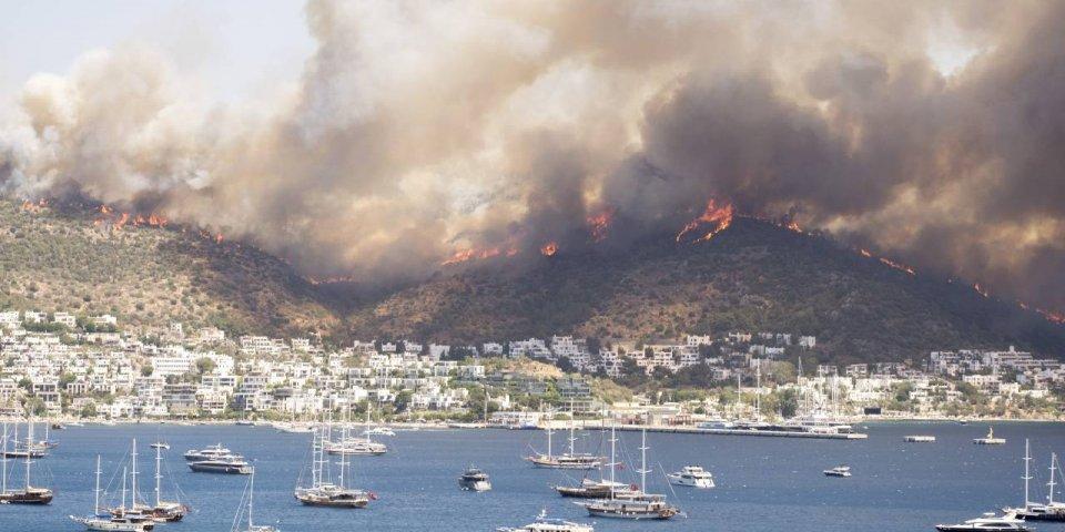 Incendies : les cas de Covid-19 pourraient augmenter à cause des fumées