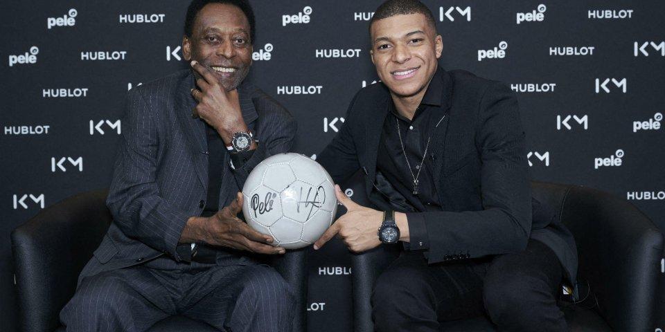 Le footballeur Pelé hospitalisé pour un calcul dans l'urètre
