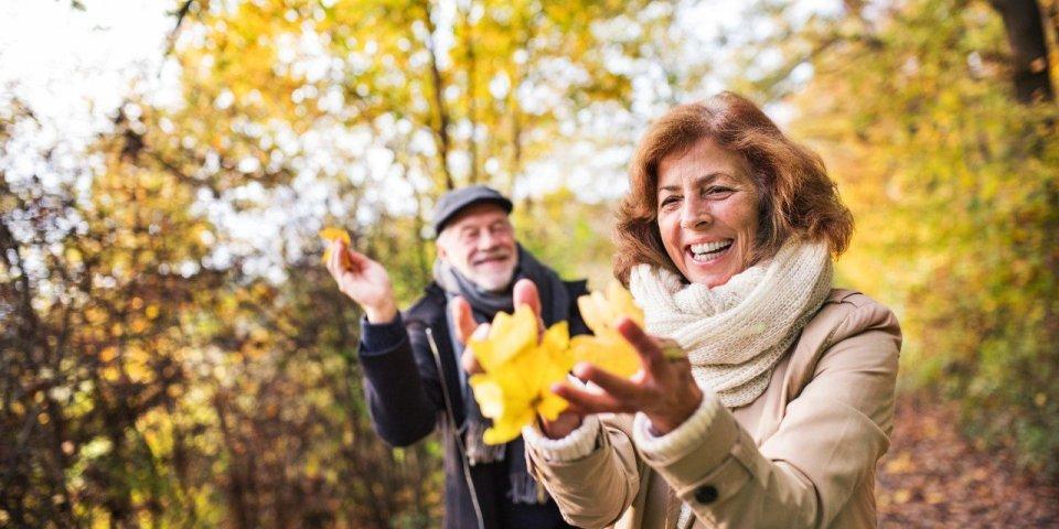 Nature : vivre près d'espaces verts permettrait de vieillir moins vite