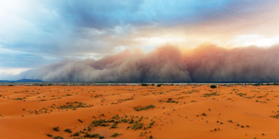Sable du Sahara : 8 départements en alerte pollution aux particules fines