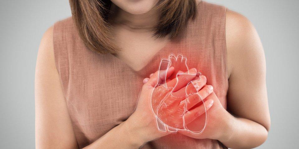 Douleur à la poitrine : un signe de Covid-19 ou d'anxiété ?