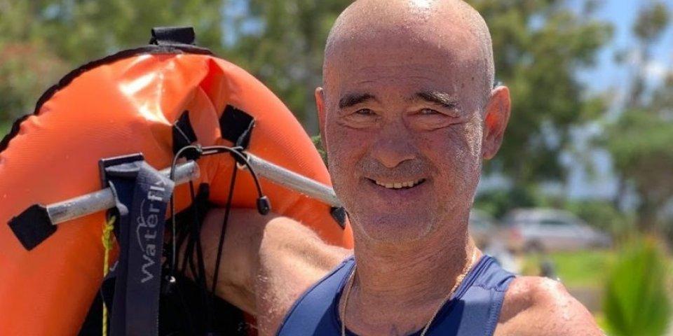 """Thierry Corbalan, alias le dauphin corse : """"Surtout ne baissez pas les bras !"""""""