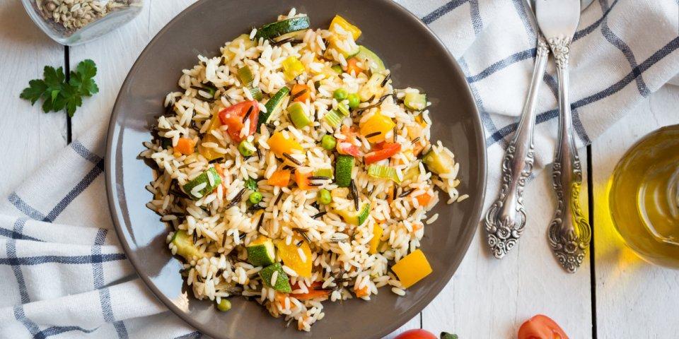 Croquettes, légumes farcis... 5 recettes saines et pas chères à base de riz