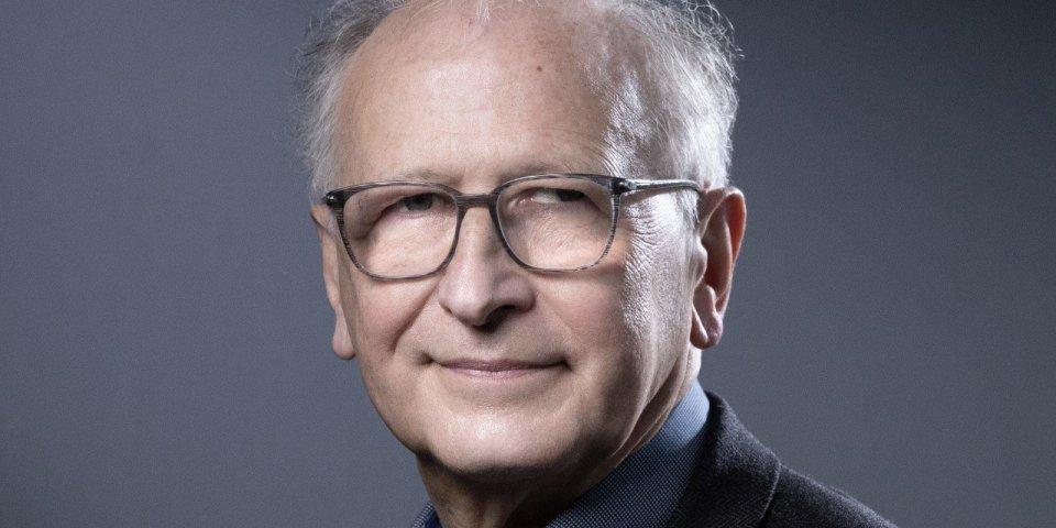 Covid-19 : Alain Fischer, le
