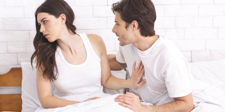Abstinence sexuelle : une période trop longue est mauvaise pour votre santé