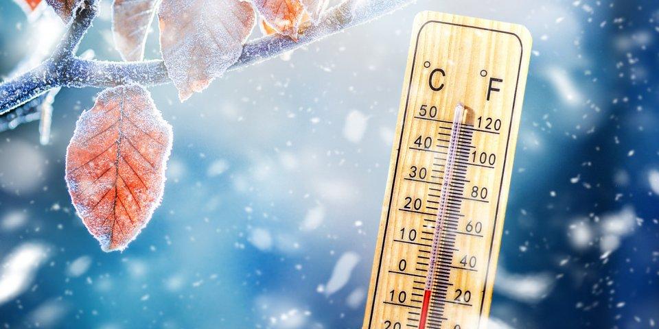 Grand froid : les dangers pour votre santé