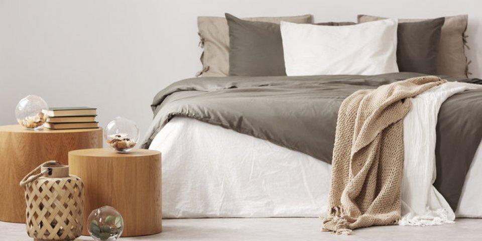 Quel linge de lit adopter pour moins transpirer l'été ?