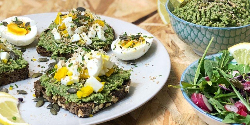 Tartines healthy : les 5 recettes d'une diététicienne