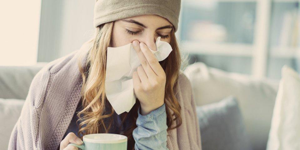 Les conseils à suivre pour éviter d'attraper un rhume