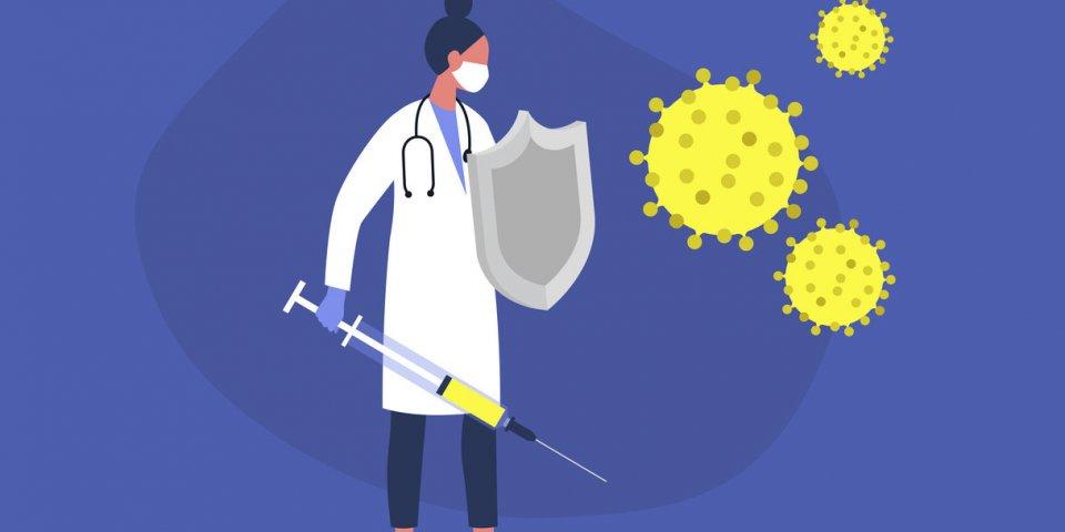 Covid-19 : dans quels cas peut-on être infectés après la vaccination ?