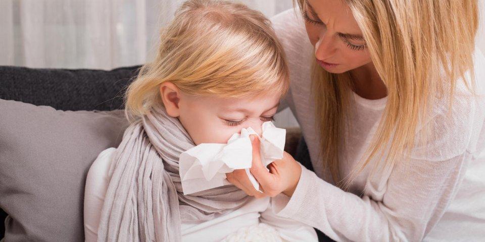 Grippe chez l'enfant : symptômes, durée, incubation et traitements
