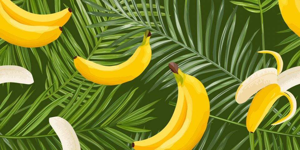 6 bonnes raisons de manger des bananes