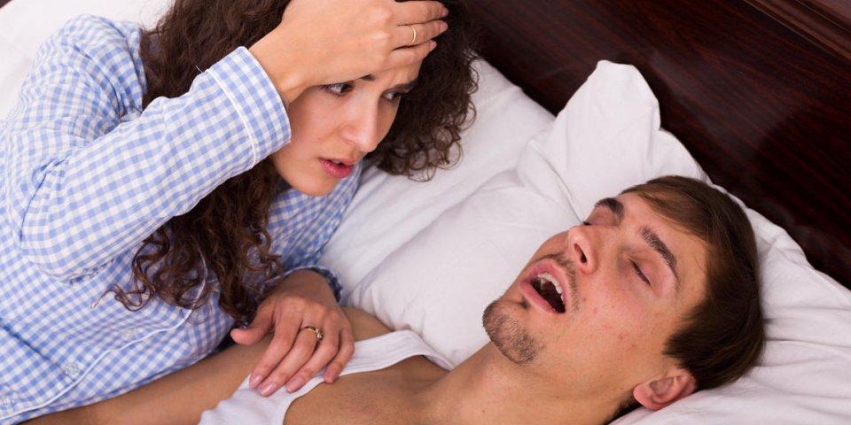 Ronflement et apnée du sommeil : le lien