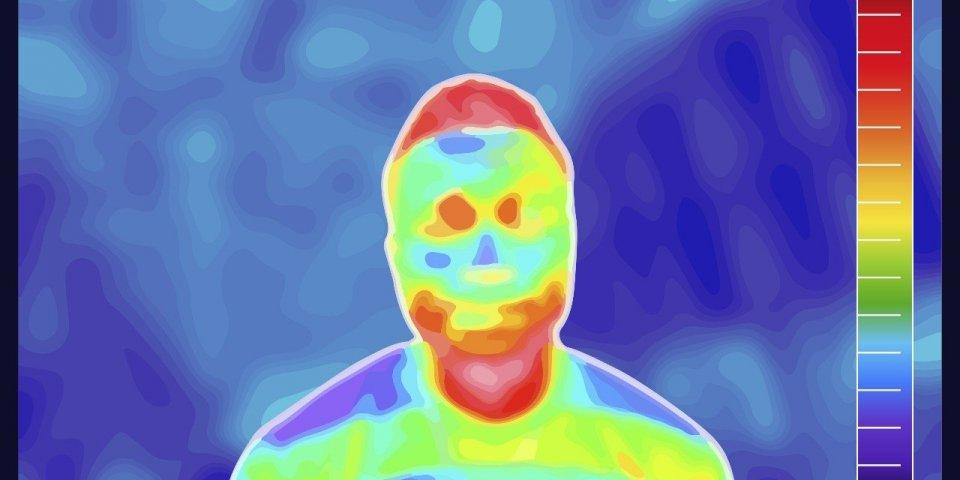 Coronavirus : l'imagerie infrarouge pourrait améliorer le dépistage