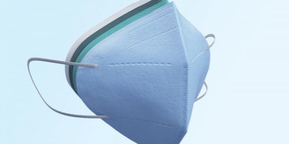 Covid-19 : un masque détruisant à 99,9% le virus bientôt disponible