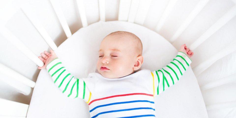 trouble de sommeil bébé
