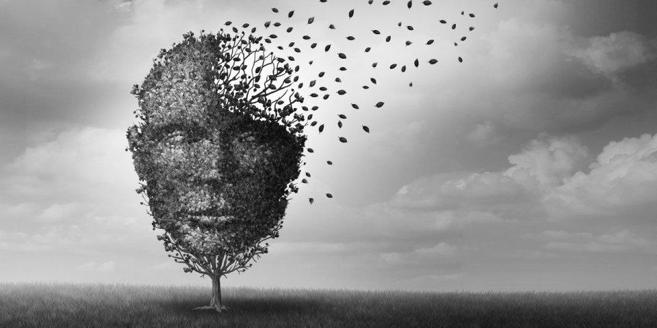 Alzheimer : souffrir de dépression à 20 ans augmente les risques de démence