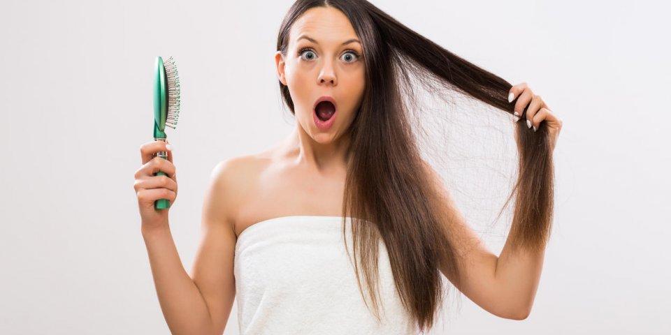 Chute de cheveux : 7 causes que vous ne soupçonnez pas