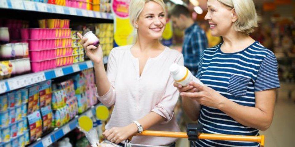 Yaourts : ceux que vous devriez éviter au supermarché