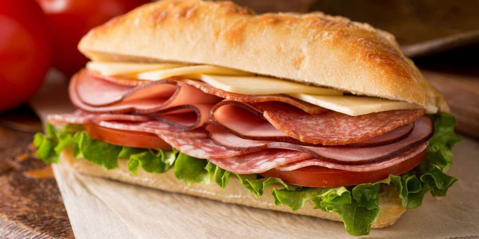 Boulangerie : les 4 pires sandwiches pour la ligne