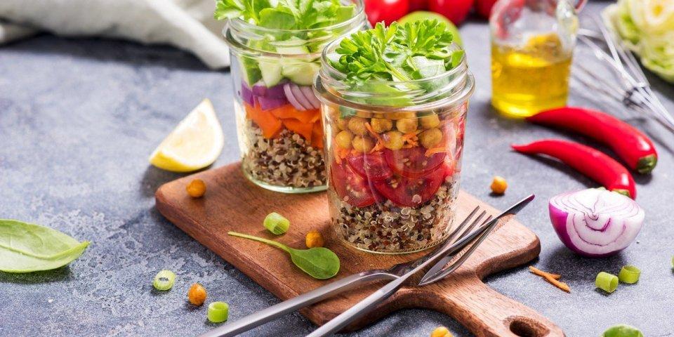 Salades : 5 recettes d'une diététicienne