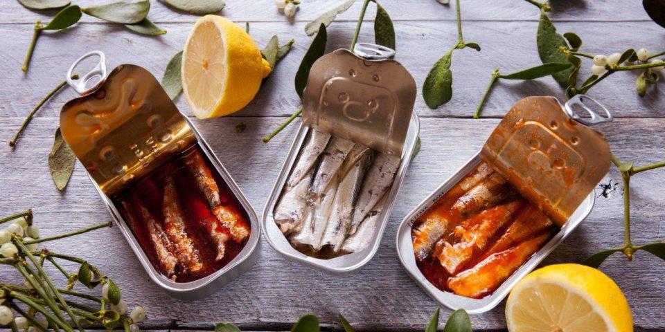 Rappel : des boîtes de sardines Connetable peuvent contenir des morceaux de verre