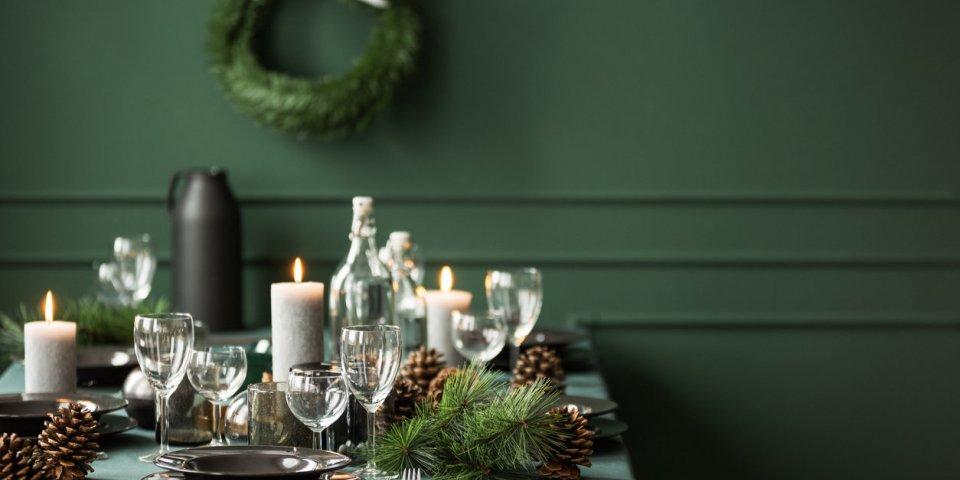 Covid et Noël : le nombre d'invités à ne pas dépasser, selon la taille de la table