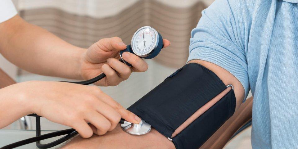 Hypertension artérielle : le traitement d'urgence