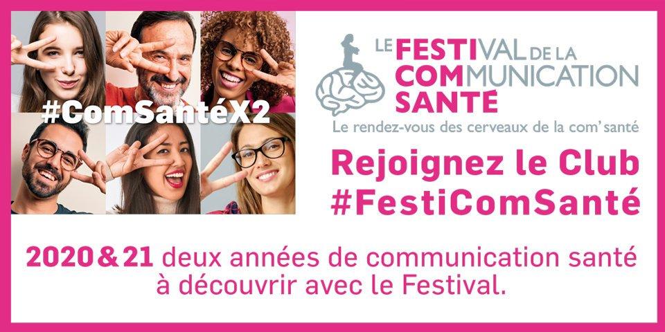 Le 31 ème Festival de la Communication Santé revient version XXL