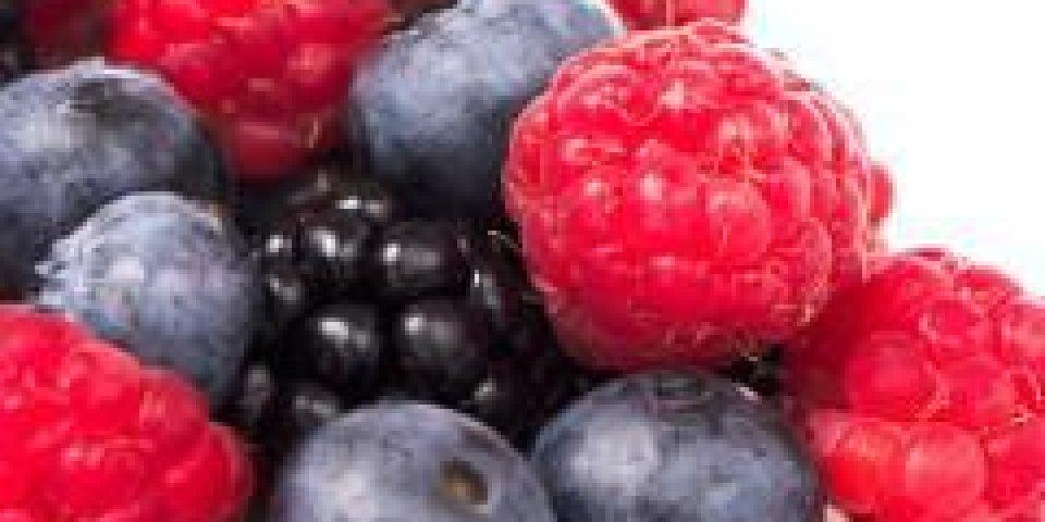 fruits rouges parkinson