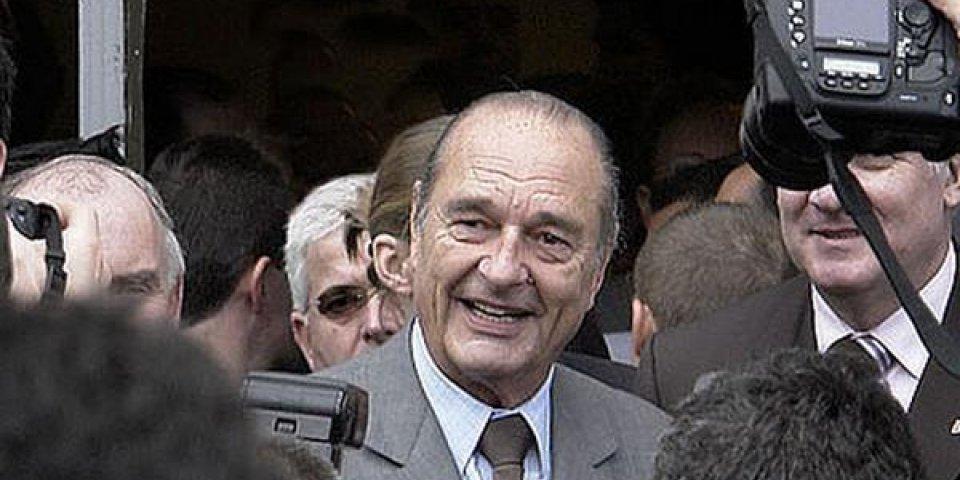Jacques Chirac ne