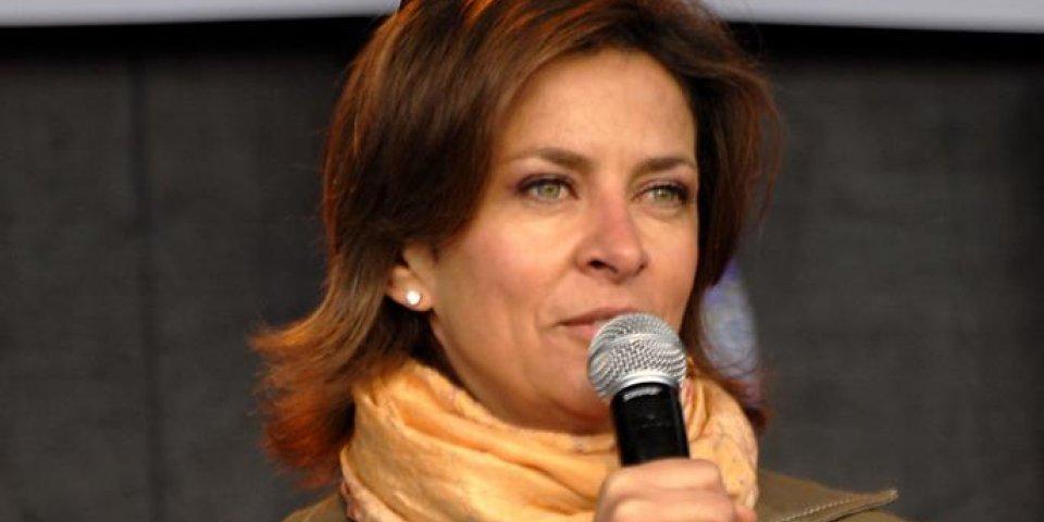Corinne Touzet parle de la ménopause