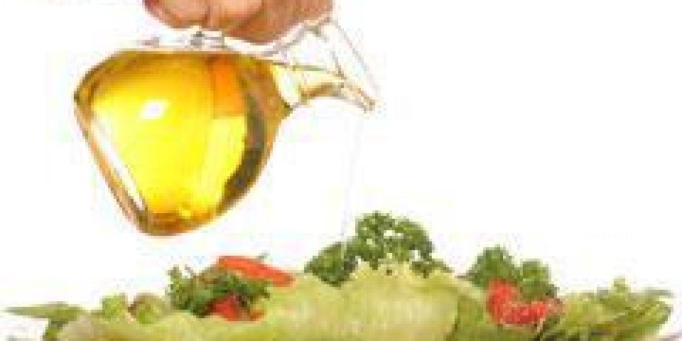 huile salade omega