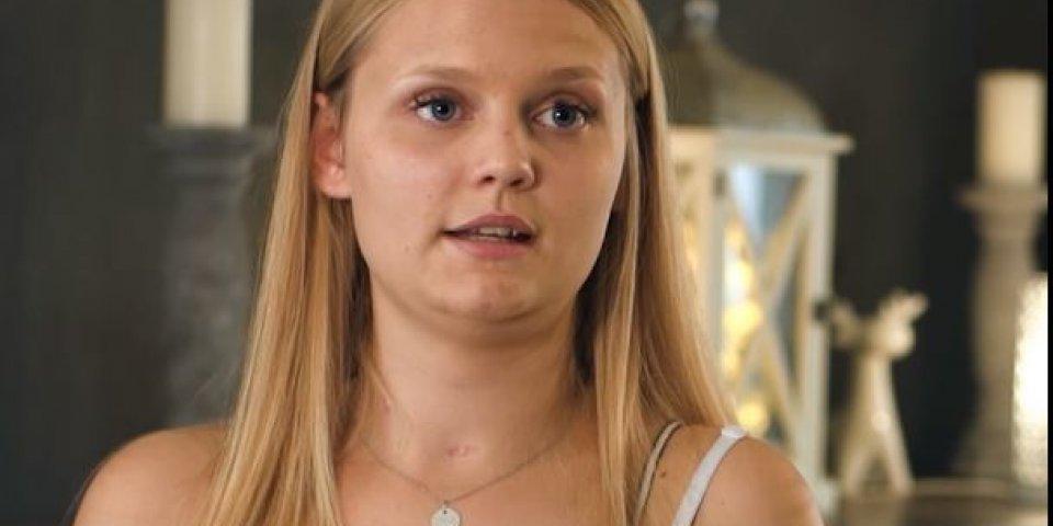Elia Fontaine, 18 ans, amputée à cause de la Covid-19