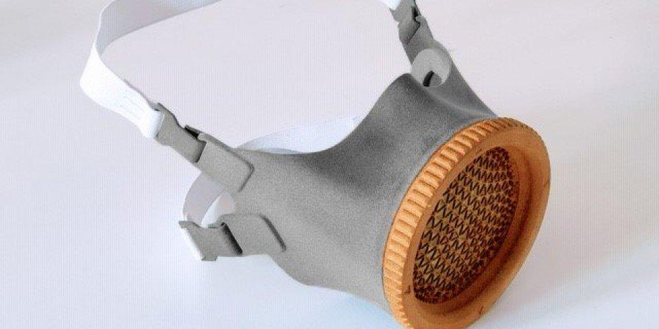 Covid-19 : un masque réutilisable 100 fois conçu par Michelin !