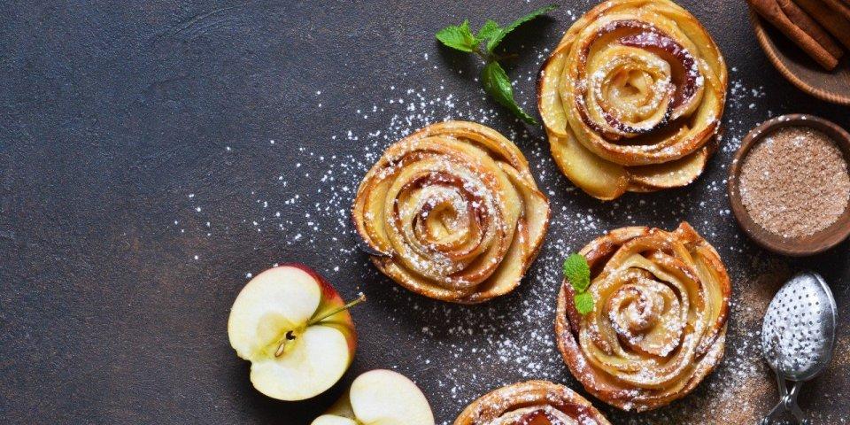 Pomme : 5 recettes de desserts légers