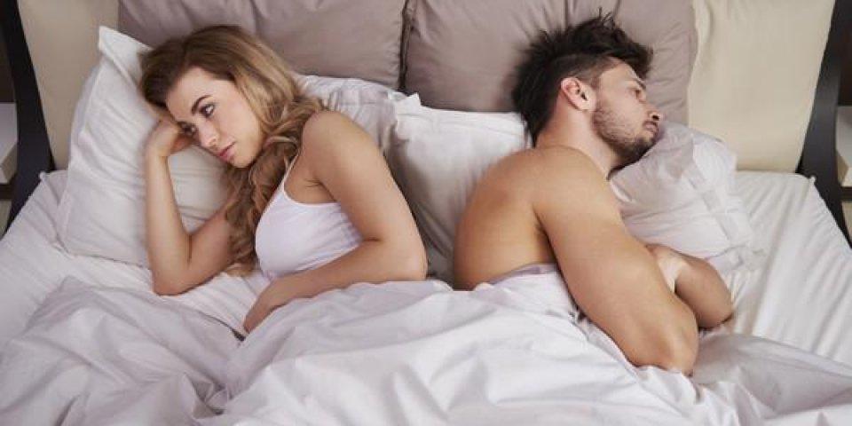 couple frustré avec de sérieux problèmes