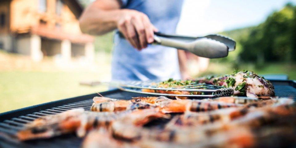5 recettes de légumes au barbecue