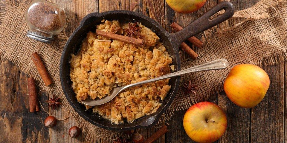 5 recettes minceur à la pomme