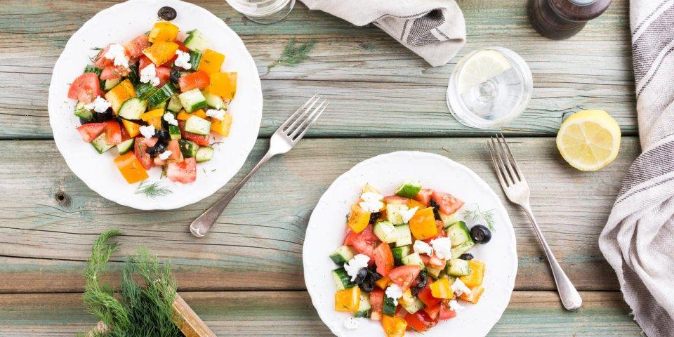 Bien manger : comment alléger le repas du soir