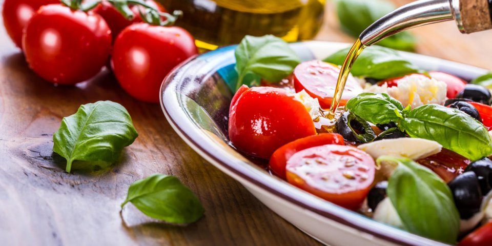 caprese caprese salad italian salad mediterranean salad italian cuisine mediterranean cuisine tomato mozzarella basil lea...