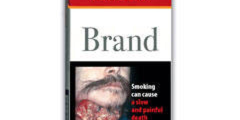 Campagne anti tabac : les nouveaux paquets de cigarettes