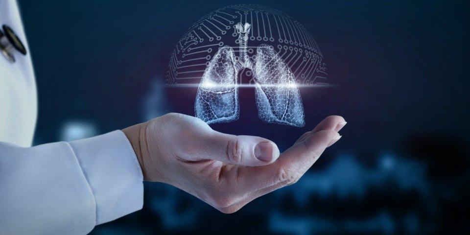 Covid-19 : à quoi ressemblent les poumons des personnes vaccinées et non-vaccinées ?