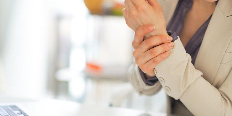Arthrose de la main : les symptômes