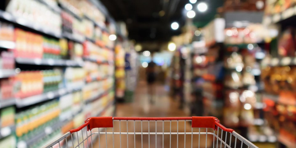 Les pires aliments au supermarché