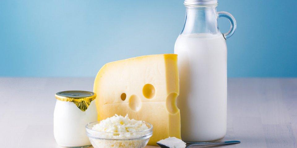 Perte osseuse : les produits laitiers encore remis en question