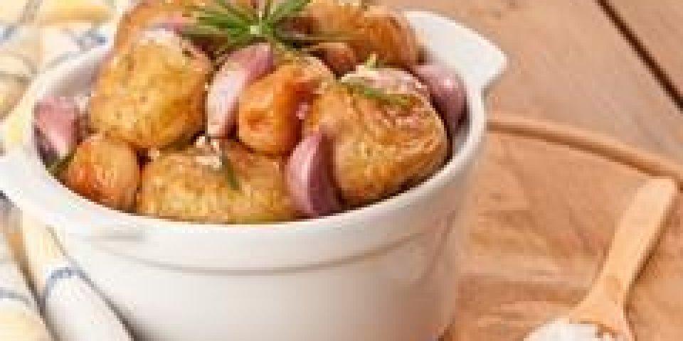 diabete recette de pommes de terre