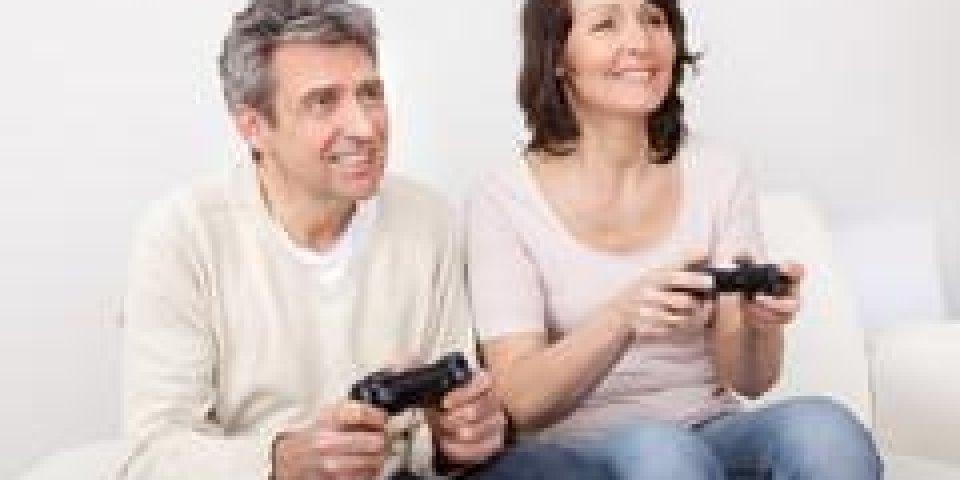 jeux video, seniors