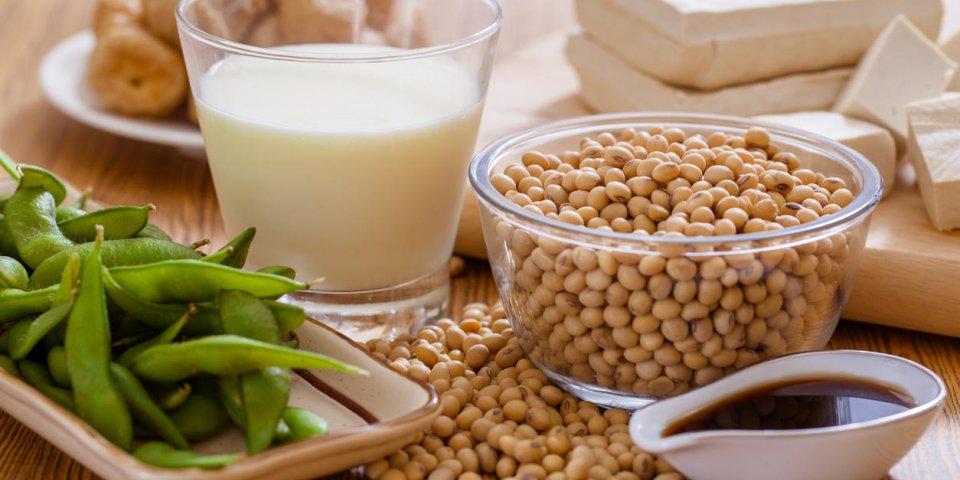 Le soja, bon pour le cœur et le cholestérol selon une étude