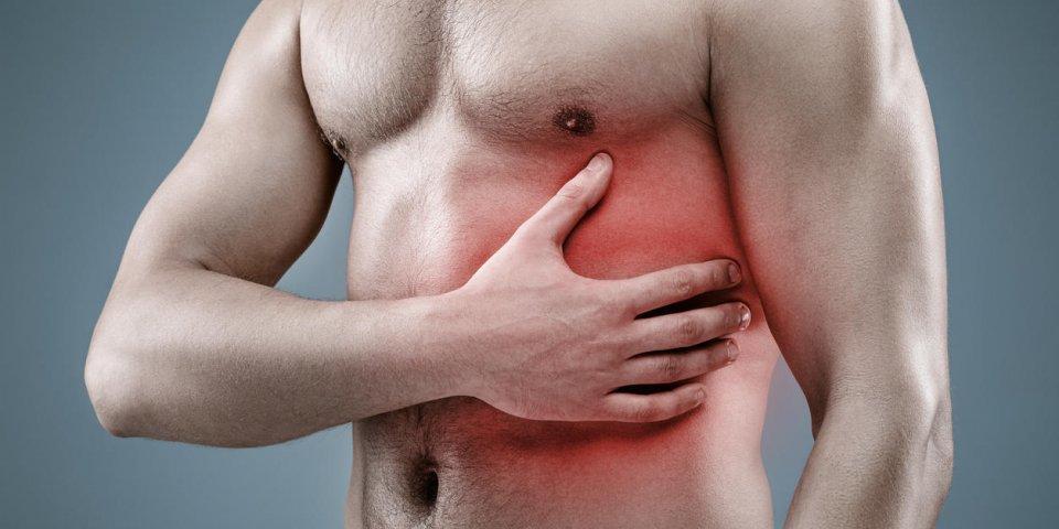 Douleur au flanc gauche: les organes qui peuvent être en cause